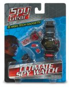 SPYGEAR ULTIMATE SPY WATCH 70401