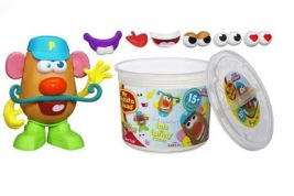 PLAYSKOOL MR. POTATO TATER TUB
