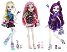 ������� MONSTER HIGH BBC09 �������� ���������� (3 ������)
