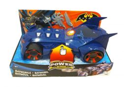 BATMAN POWER ATTACK BATMOBILE W7232