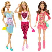 ������� H BARBIE ��� �� ����� ��� ������� ����� �� 3 ������ BHV06