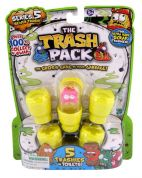 ������������� TRASH PACK ��������� 5���