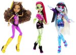 MONSTER HIGH Y7692 ������� �������� (3 ������)