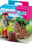 PLAYMOBIL SPECIAL PLUS 5412 ΞΥΛΟΚΟΠΟΣ