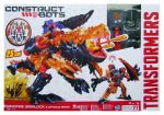 TRANSFORMERS 4 CONSTRUCT BOTS DINOFIRE
