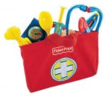 FISHER PRICE BRILLANT BASIC MEDICAL KIT