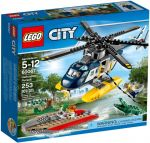 LEGO CITY POLICE - HELICOPTER PURSUIT