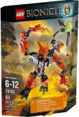 LEGO BIONICLE PROTECTOR OF FIRE