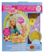 BABY ALIVE SUPER SNACKS SNACK PACK - 2 ΣΧΕΔΙΑ