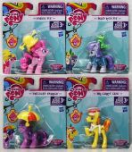 MY LITTLE PONY FIM COLLECTABLE STORY PACK - 4 ΣΧΕΔΙΑ