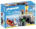 PLAYMOBIL CITY ACTION ΦΑΡΟΣ ΜΕ ΣΚΑΦΟΣ ΔΙΑΣΩΣΗΣ