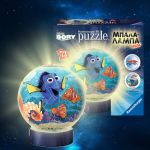 RAVENSBURGER 3D ΠΑΖΛ 72 τεμ. ΜΠΑΛΑ-ΛΑΜΠΑ DORY