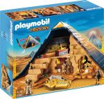 PLAYMOBIL HISTORY ΠΥΡΑΜΙΔΑ ΤΟΥ ΦΑΡΑΩ