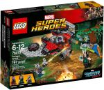 LEGO SUPER HEROES GUARDIANS OF THE GALAXY VILLAIN VEH
