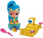 FISHER PRICE SHIMMER & SHINE DELUXE ΣΕΤ ΜΕ ΚΟΥΚΛΑ - 2 ΣΧΕΔΙΑ