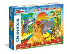 CLEMENTONI ΠΑΖΛ 24 MAXI SUPER COLOR DISNEY LIONGUARD