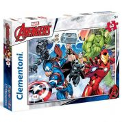 CLEMENTONI ΠΑΖΛ 60 SUPER COLOR THE AVENGERS