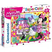 CLEMENTONI ΠΑΖΛ 104 τεμ. SUPER COLOR MINNIE HAPPY HELPER