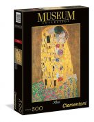 CLEMENTONI ΠΑΖΛ 500 τεμ. MUSEUM COLLECTION KLIMT IL BACIO