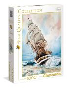 CLEMENTONI ΠΑΖΛ 1000 τεμ. HIGH QUALITY COLLECTION AMERIGO VESPUCCI