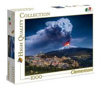 CLEMENTONI ΠΑΖΛ 1000 τεμ. HIGH QUALITY COLLECTION ETNA
