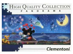 CLEMENTONI ΠΑΖΛ 1000 τεμ. H.Q PANORAMA MICKEY & MINNIE