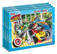 CLEMENTONI ΠΑΖΛ 15 S. C. MICKEY ROADSTER RACERS