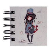 GORJUSS STICKY NOTES ΓΙΑ ΒΙΒΛΙΑ THE HATTER