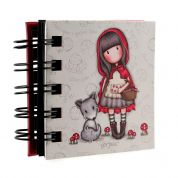 GORJUSS STICKY NOTES ΓΙΑ ΒΙΒΛΙΑ LITTLE RED RIDING HOOD