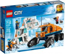 LEGO CITY ARCTIC EXPEDITION ARCTIC SCOUT TRUCK