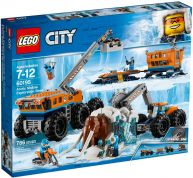 LEGO CITY ARCTIC EXPEDITION ARCTIC MOBILE EXPLORATION BASE