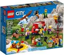 LEGO CITY TOWN PEOPLE PACK OUTDOOR ADVENTURES