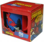 ΚΟΥΠΑ PVC SPIDERMAN PM012505