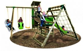 ΠΑΙΔΟΤΟΠΟΣ LITTLE TIKES MARLOW SWING SET