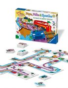 ������� ����������� RAVENSBURGER RIVERS, ROADS & RAILS 22131
