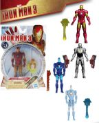 IRON MAN MOVIE 3.75 in ALL STAR ASST