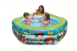INTEX 57490 ΠΙΣΙΝΑ ΦΟΥΣΚΩΤΗ TOY STORY DELUXE POOL