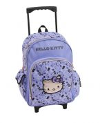 TROLLEY ΣΑΚΙΔΙΟ HELLO KITTY LETTERS ΛΙΛΑ