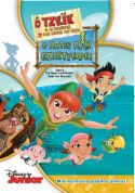 ΠΑΙΔΙΚΟ DVD JAKE AND THE NEVERLAND PIRATES: PETER PAN RETURNS