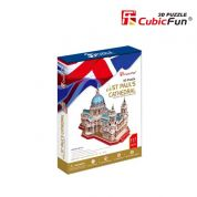 CUBICFUN 3D ���� ST. PAUL'S CATHEDRAL CF0117