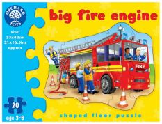 ORCHARD ΠΑΖΛ ΒΕΒΕ BIG FIRE ENGINE