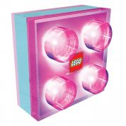 LEGO L-BP2F ΦΑΚΟΣ FRIENDS BRICK LIGHT PINK