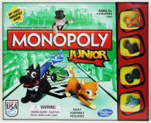 ����������� �������� MONOPOLY JUNIOR A6984