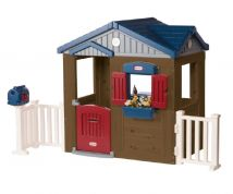 LITTLE TIKES ΞΥΛΙΝΟ ΣΠΙΤΑΚΙ WOODSIDE COTTAGE PLAYHOUSE 172854