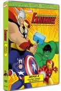 ΠΑΙΔΙΚΟ DVD MARVEL AVENGERS: EARTH'S MIGHTIEST HEROES VOL.1 (HEROES ASSEMBLE) 6774