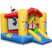 Perfect toys for Happy hop clown bouncy castle