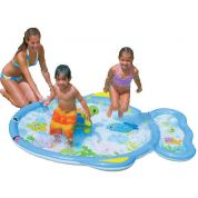 INTEX ΠΙΣΙΝΑ ΦΟΥΣΚΩΤΗ FUN FISH PLAY CENTER 213X178 cm 57458