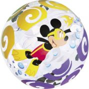 INTEX ΜΠΑΛΑ ΘΑΛΑΣΣΗΣ DISNEY MINNIE & MICKEY 61 cm 58055