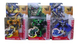 TRANSFORMERS 4 DELUXE POWER ATTACKERS