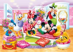 CLEMENTONI ΠΑΖΛ 104 S.C. DISNEY I LOVE MINNIE